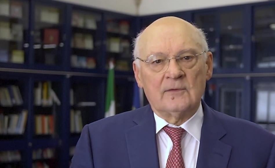 Stefano Zamagni Presenta Il Tema Delle GdB 2019